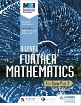 Sparks, Ben MEI A Level Further Mathematics Core Year 2