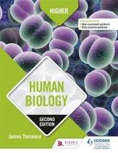 Clare Marsh,   James Simms,   Caroline Stevenson,   James Torrance Higher Human Biology: Second Edition