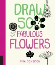 Lisa,Congdon Draw 500 Fabulous Flowers