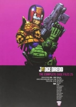 Wagner, John Judge Dredd: Casefiles 25