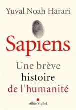 Harari, Yuval Noah,   Dauzat, Pierre-Emmanuel Sapiens