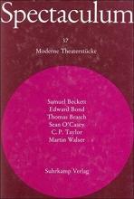 Beckett, Samuel Spectaculum 37