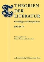 Theorien der Literatur, Band IV