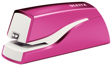 , Nietmachine Leitz WOW NeXXt elektrisch roze
