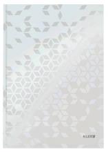 , Notitieboek Leitz WOW A4 lijn wit