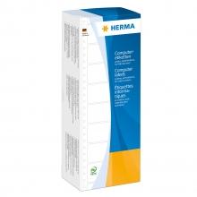 , Etiket Herma 8211 88.9x35.7mm 1-baans wit 4000stuks