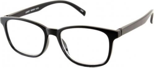 , Leesbril I Need You Lucky +1.00 dpt zwart
