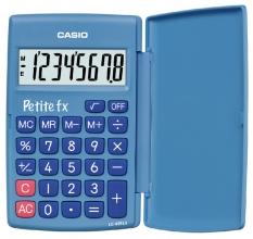 , Rekenmachine Casio basisschool blauw