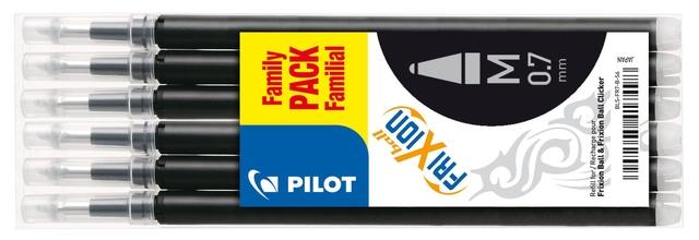 , Rollerpenvulling PILOT Frixion zwart 0.35mm
