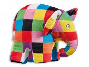 , Elmer Soft Toy/Zachte knuffel