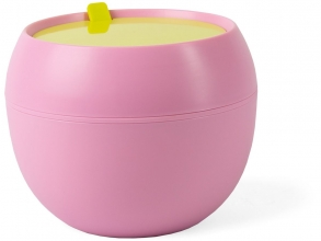 , Quarto colori on the go lunch bowl pink/lime