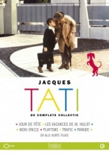 Jacques Tati Box DVD