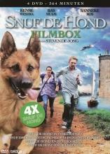 Snuf de Hond 4DVD box