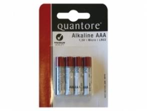 , Batterij Quantore AAA alkaline