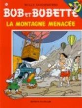 Willy  Vandersteen Bob et Bobette 244 La Montagne Menacée