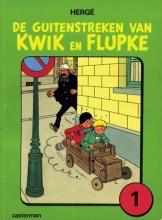 Herge Kwik en Flupke Integraal Hc01