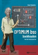 Vleminckx Optimum - Boekhouden Bso 4 - Leerwerkboek (2e Editie)