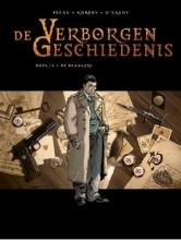 Kordey,,Igor/ Pécau,,Jean-pierre Verborgen Geschiedenis Hc14