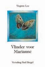 Virgina  Lee Vlinder voor Marianne
