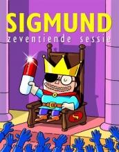 Peter de Wit Sigmund Zeventiende sessie