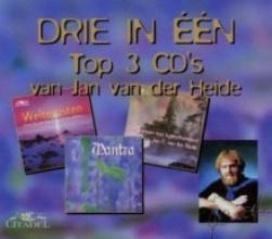 J.C. van der Heide , Drie in een