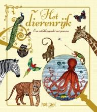 Annelies  Marin Infoboek met gravures Het dierenrijk