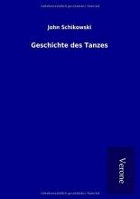 Schikowski, John Geschichte des Tanzes