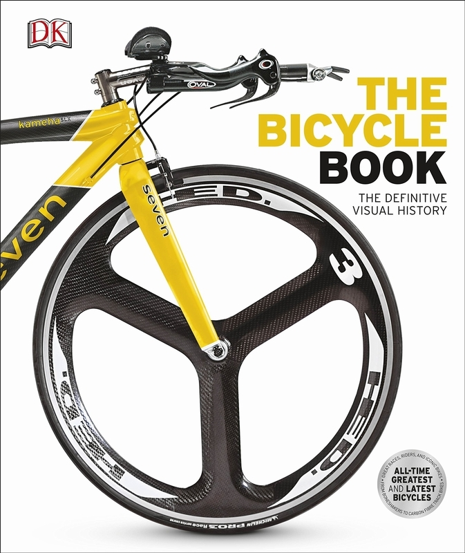 DK,The Bicycle Book