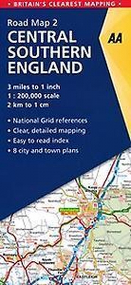 ,Central Southern England