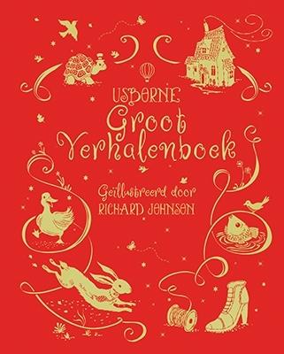 ,Usborne groot verhalenboek
