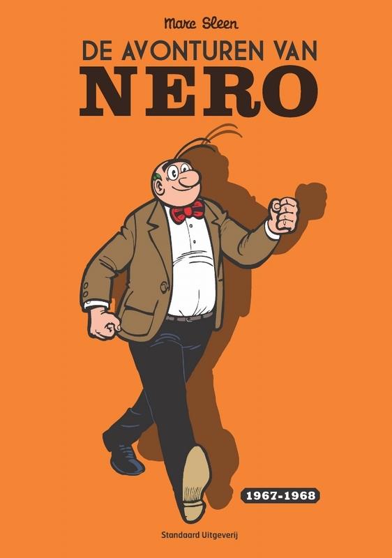 Marc Sleen,De avonturen van Nero 1967-1968