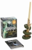 Harry Potter Voldemort`s Wand with Sticker Kit, Lights Up!