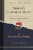 Dwight, John Sullivan, Dwight`s Journal of Music, Vol. 41