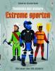 Aankleden Met Stickers Extreme Sporten, Aankleden Met Stickers