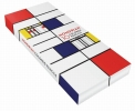 , Mondrian Colored Pencils