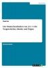 Xu, Chali, Der Diadochenfrieden von 311 v. Chr. Vorgeschichte, Inhalte und Folgen
