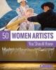 Weidemann Christiane, 50 Women Artists You Should Know