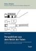 Egeler, Matthias, Perspektiven aus dem Reich der Toten