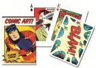 Pia-161612 , Vintage comic art - speelkaarten - single deck - piatnik