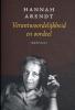 Hannah Arendt, Verantwoordelijkheid en oordeel
