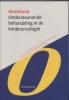 <b>Werkboek Ondersteunende behandeling in de Kinderoncologie</b>,