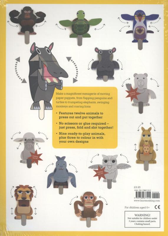 Hisao, Sato,Make and Move: Animals