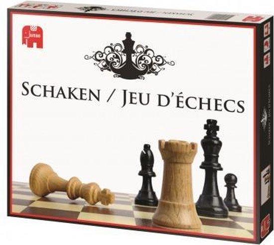 Jum-12201,Spel schaken jumbo