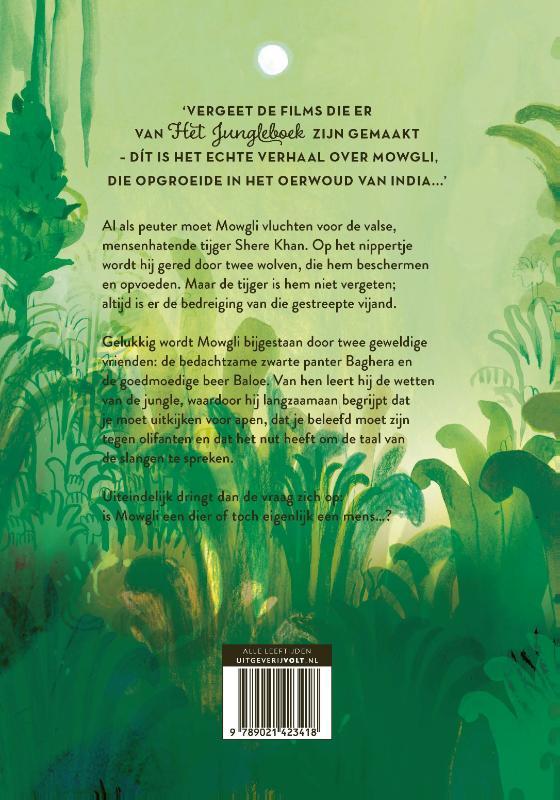 Daan Remmerts de Vries,Het jungleboek