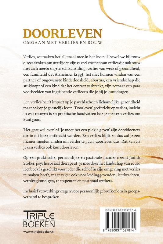 Judith Stoker,Doorleven