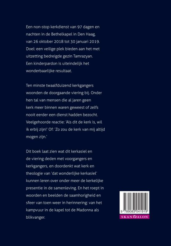 Willem van der Meiden, Derk Stegeman,Dat wonderlijke kerkasiel