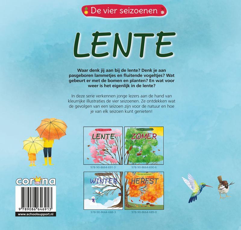 Lizzie Scott,Lente