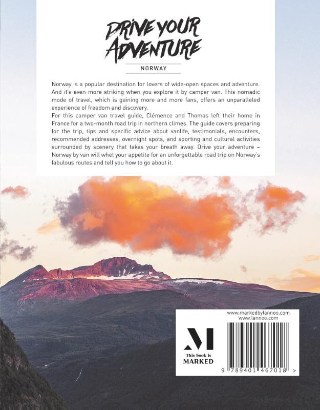 Clémence Polge, Thomas Corbet,Drive your adventure Norway