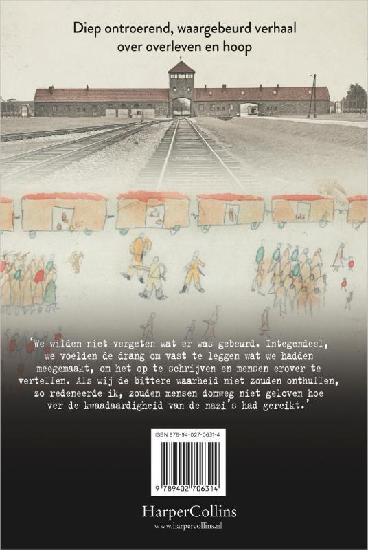 Thomas Geve,De jongen die Auschwitz tekende