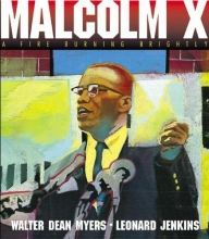 Myers, Walter Dean Malcolm X